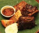 Grilled Beef Ribs (Iga Bakar)